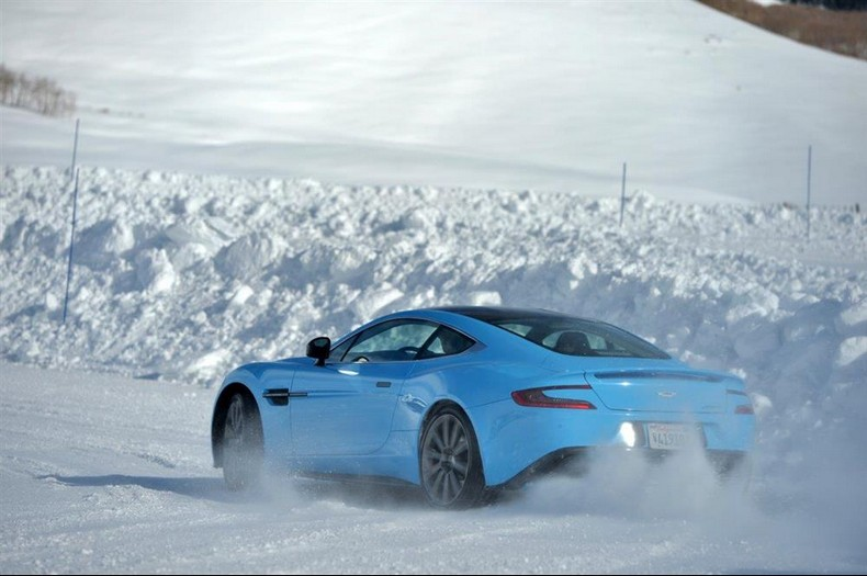Aston Martin On Ice 2016 in Colorado 26