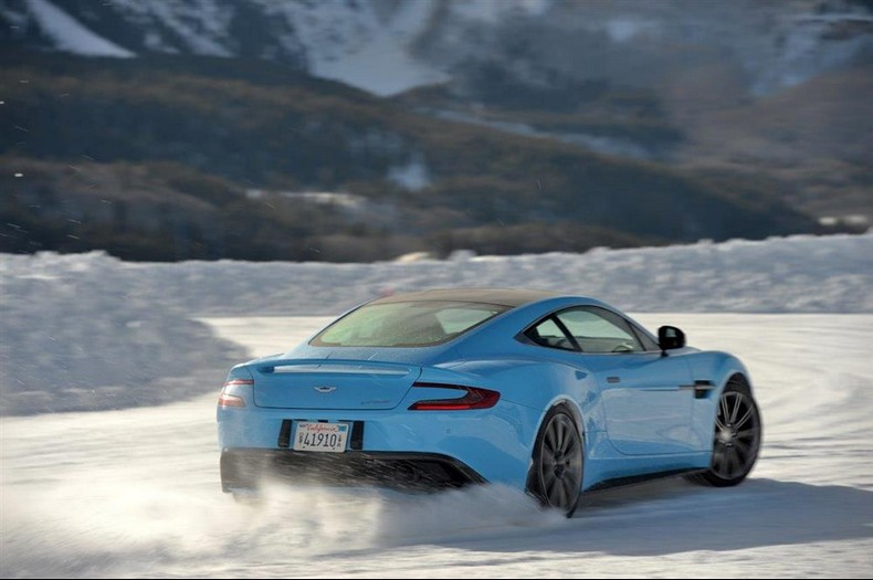 Aston Martin On Ice 2016 in Colorado 27