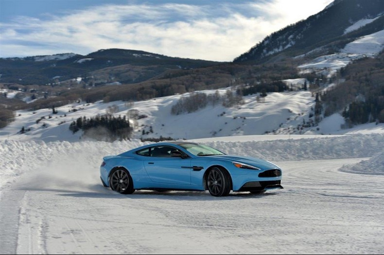 Aston Martin On Ice 2016 in Colorado 28