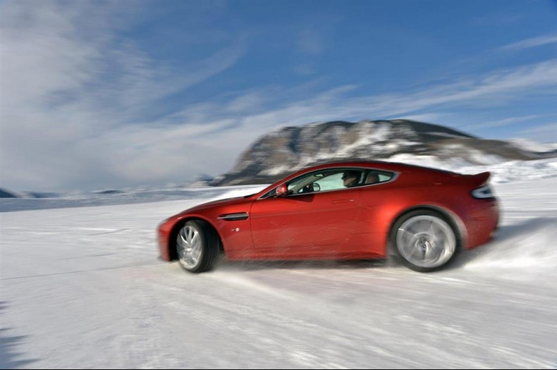 Aston Martin On Ice 2016 in Colorado 29
