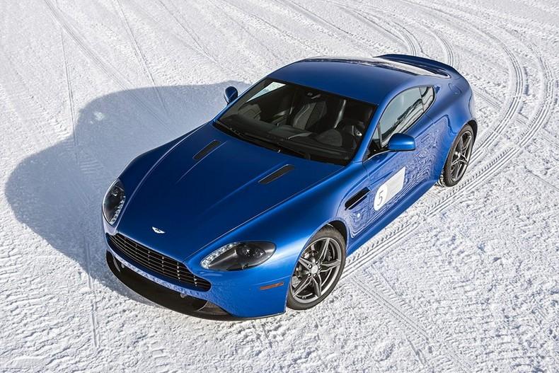 Aston Martin On Ice 2016 in Colorado 3