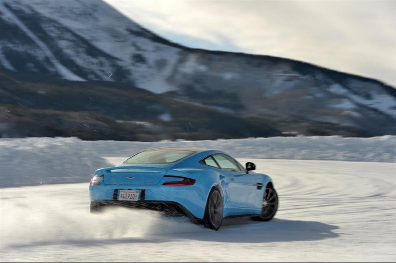 Aston Martin On Ice 2016 in Colorado 30