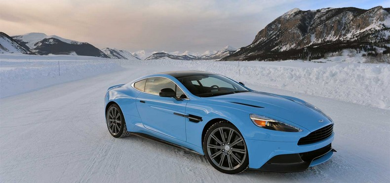 Aston Martin On Ice 2016 in Colorado 31
