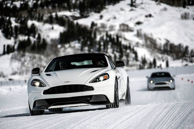 Aston Martin On Ice 2016 in Colorado 4