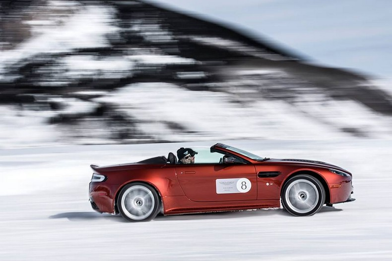 Aston Martin On Ice 2016 in Colorado 7
