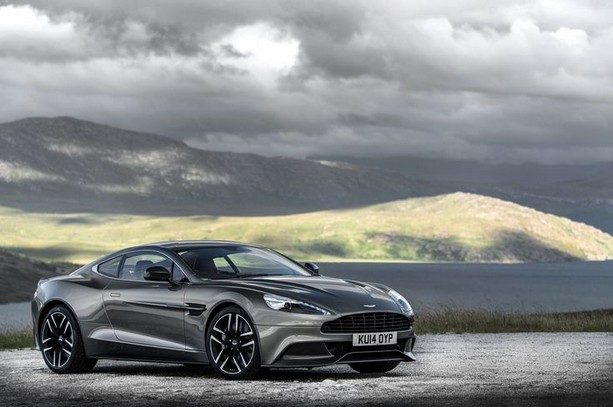 Aston Martin Vanquish by Max Earey on 500px