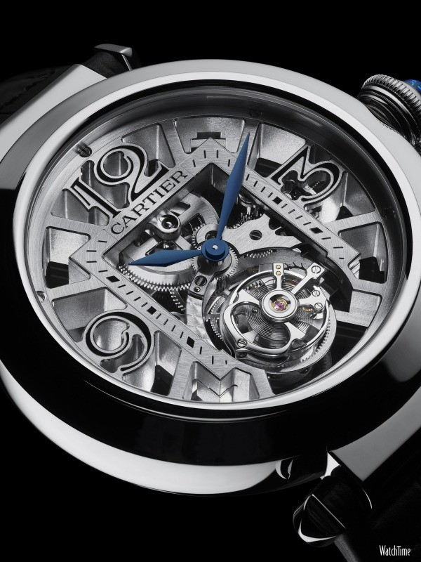 Baume & Mercier - William Baume Flying Tourbillion - ,000