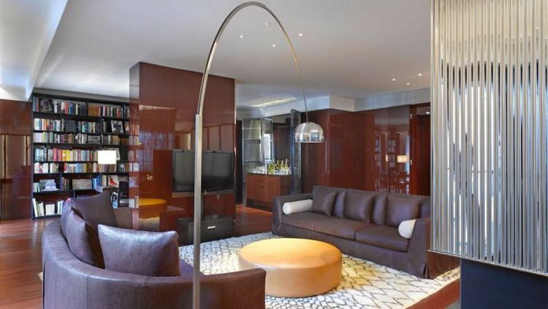 Bulgari hotel residences london england the epitome for Top 10 luxury hotels london