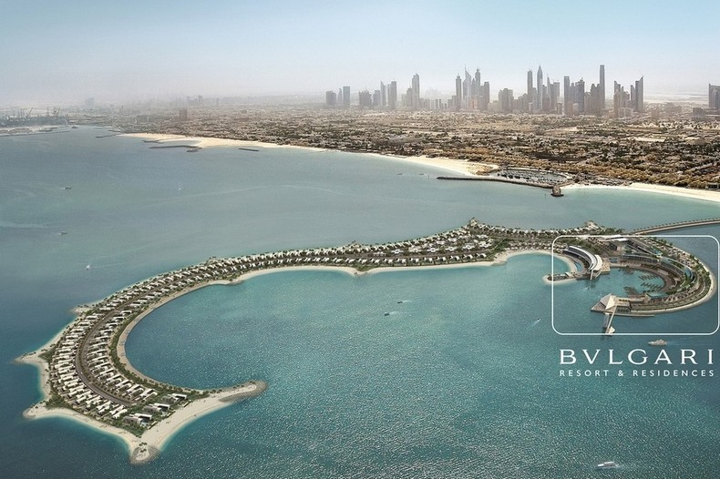 Bulgari Presents Their Latest Megaproject The Luxury Resort & Residences In Dubai 1