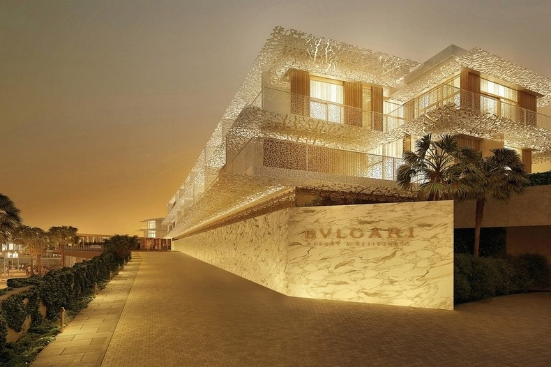 Bulgari Presents Their Latest Megaproject The Luxury Resort & Residences In Dubai 2