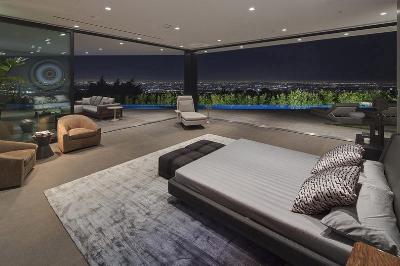 Calvin klein buys beautiful mansion in hollywood hills - 8 bedroom homes for sale in los angeles ...