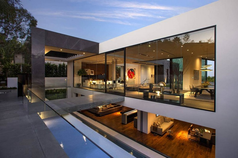 Calvin Klein Buys Beautiful Mansion in Hollywood Hills, Los Angeles for  Millions photo 3