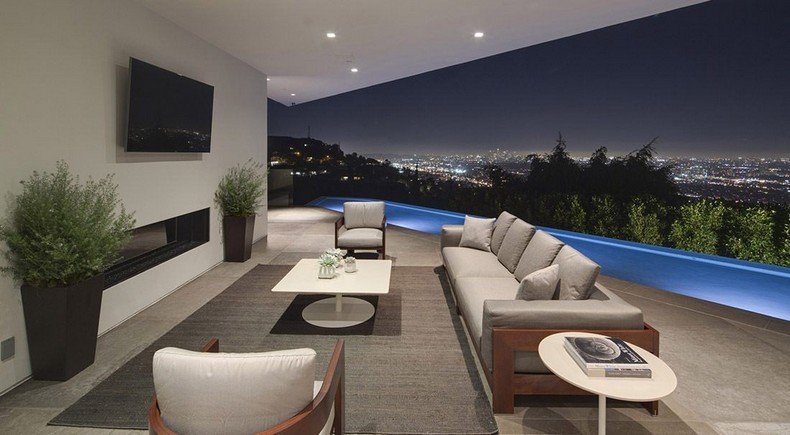 Calvin Klein Buys Beautiful Mansion in Hollywood Hills, Los Angeles for  Millions photo 7