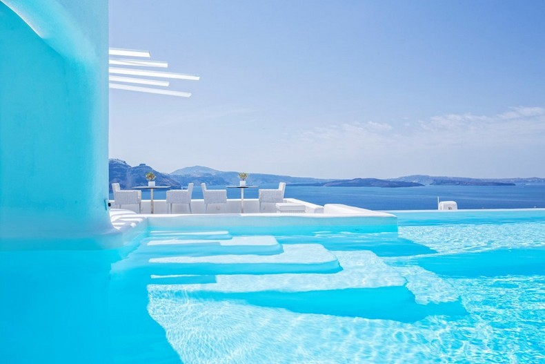 Canaves Oia Hotel & Suites – Greece