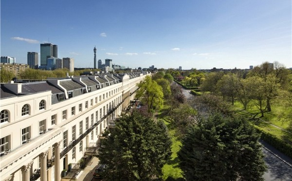Chester Terrace Property in Regent's Park, London - selling for £35,500,000 14