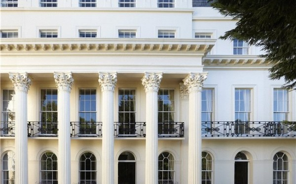 Chester Terrace Property in Regent's Park, London - selling for £35,500,000 19