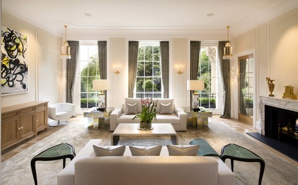 Chester Terrace Property in Regent's Park, London - selling for £35,500,000 5