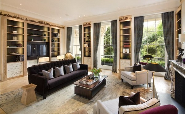 Chester Terrace Property in Regent's Park, London - selling for £35,500,000 6