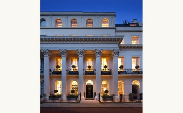 Chester Terrace Property in Regent's Park, London - selling for £35,500,000