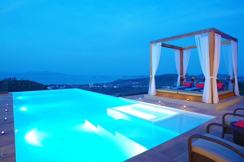 Crystal Blue Villa in Bophut, Koh Samui, Thailand photo 1