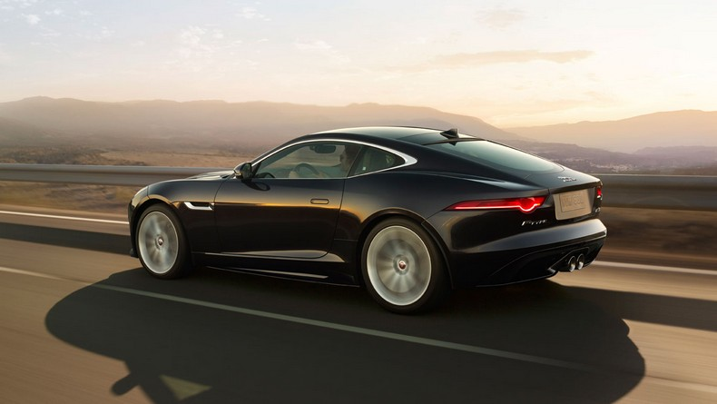 F-TYPE S AWD Coupe offers a thrilling 380 HP Supercharged V6