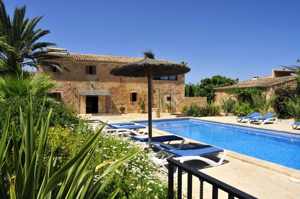 Finca Can Cavana Luxury Villa in Cas Concos, Mallorca, Spain photo 1