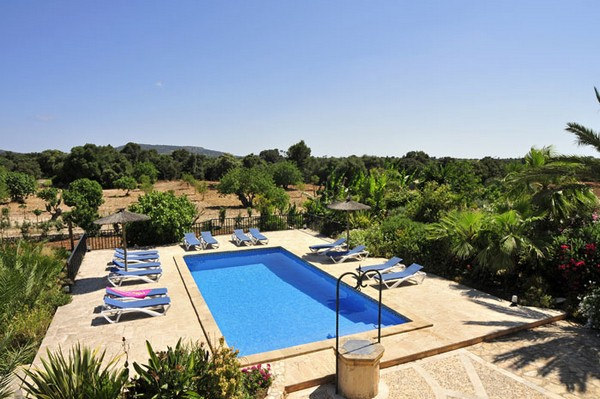 Finca Can Cavana Luxury Villa in Cas Concos, Mallorca, Spain photo 12