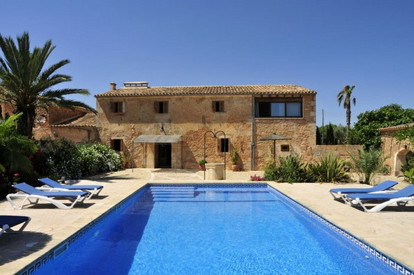 Finca Can Cavana Luxury Villa in Cas Concos, Mallorca, Spain photo 3