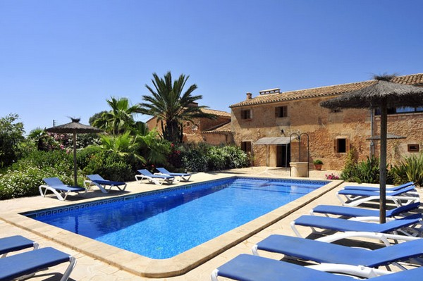 Finca Can Cavana Luxury Villa in Cas Concos, Mallorca, Spain photo 4