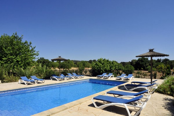 Finca Can Cavana Luxury Villa in Cas Concos, Mallorca, Spain photo 6