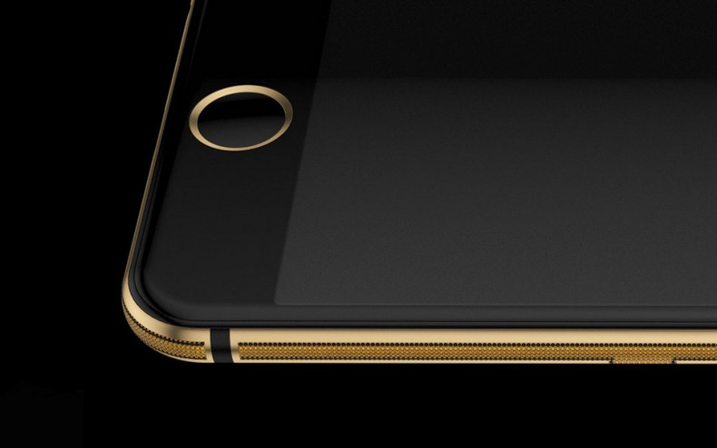 MANA SKULL is the world's 1st and only brand to offer 18K solid gold iPhone