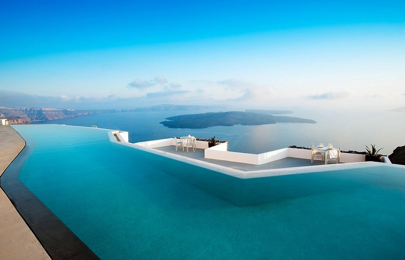 Grace – Santorini, Greece