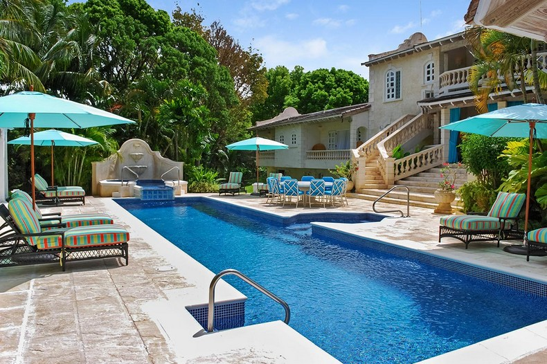 Grendon House in Sandy Lane, Barbados photo 1
