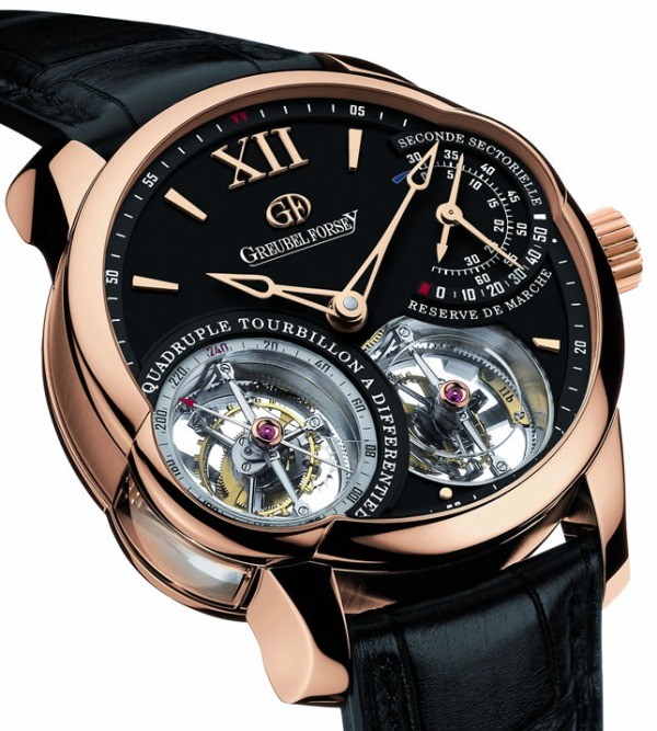 Greubel Forsey - Quadruple Tourbillion - 0,000