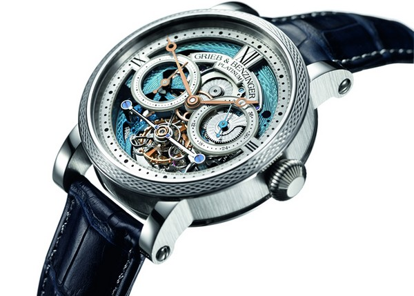 Grieb & Benzinger Customizes the Rare Tourbillon Pour le Mérite by A. Lange & Söhne 1