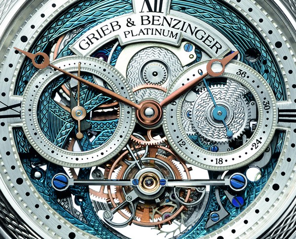 Grieb & Benzinger Customizes the Rare Tourbillon Pour le Mérite by A. Lange & Söhne 3