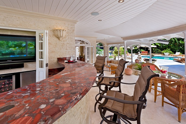 High Cane Villa in Sandy Lane, Barbados photo 5