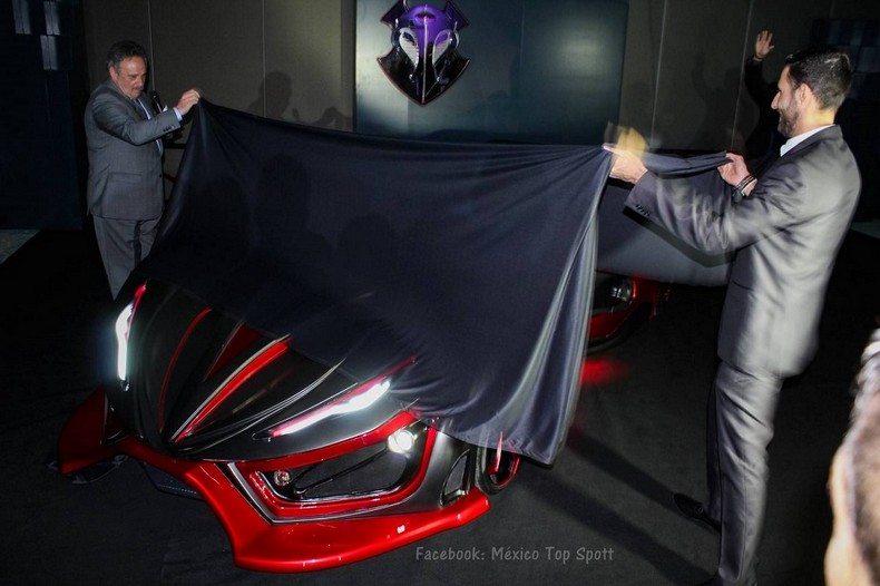 INFERNO - New Super Car With 1,400 HP - Made In Mexico 10