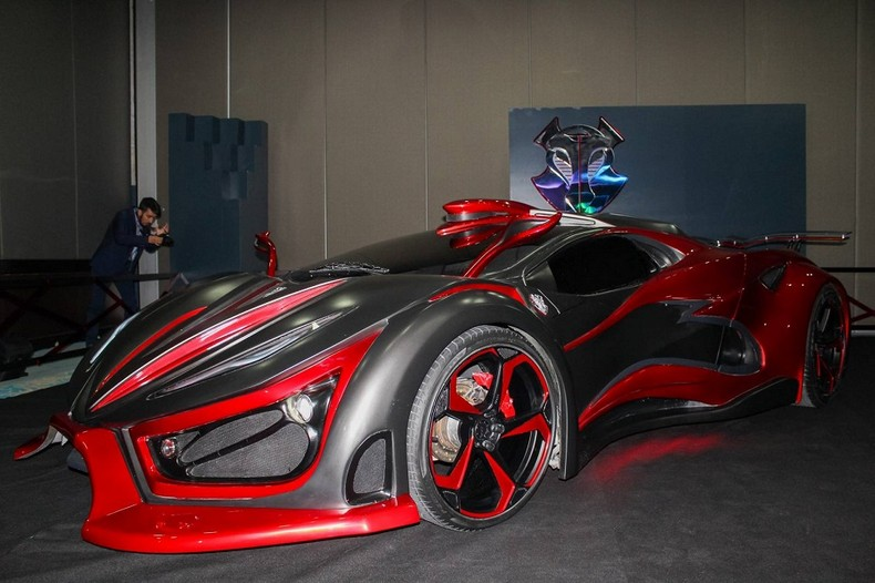 INFERNO - New Super Car With 1,400 HP - Made In Mexico 12