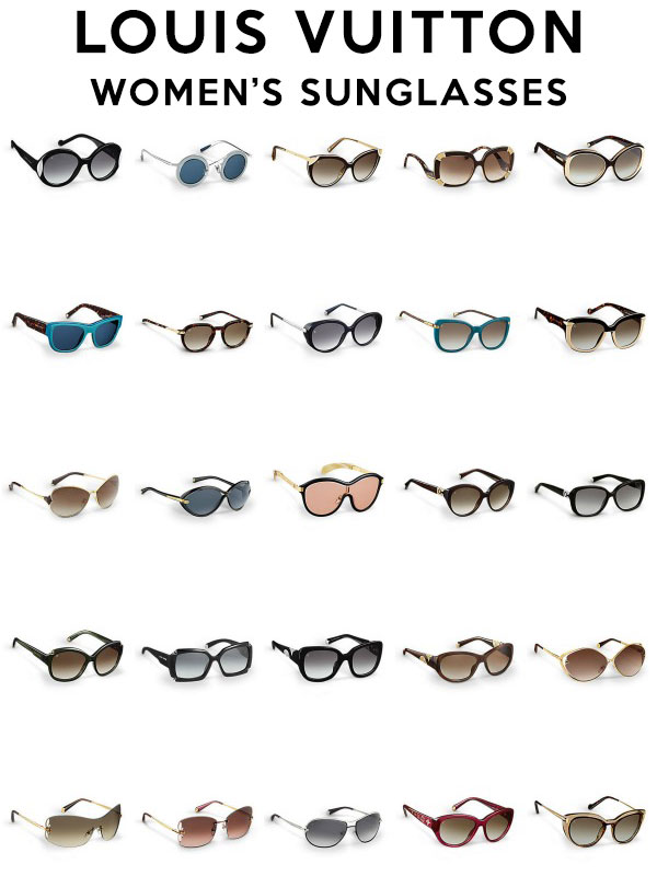 LV womens sunglasses