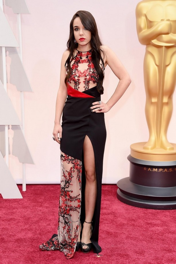 2015 Oscars Best Celebrity Fashions From The Academy