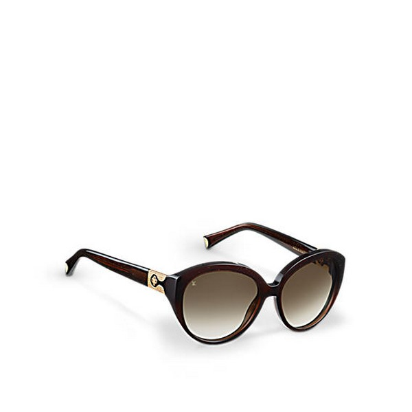 Louis Vuitton Heather Cat Eye Sunglasses Sunglasses