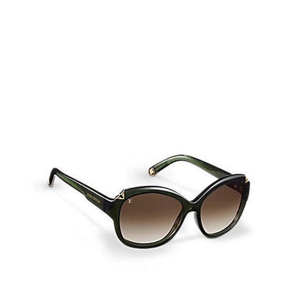 Louis Vuitton Hortensia Cat Eye Sunglasses Sunglasses