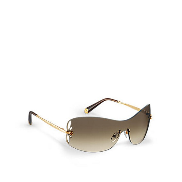 Louis Vuitton Lily Mask Sunglasses