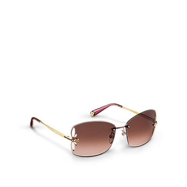 Louis Vuitton Lily Strass Sunglasses