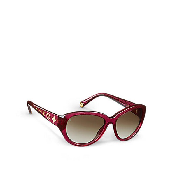 Louis Vuitton Obsession Cat Eye Sunglasses