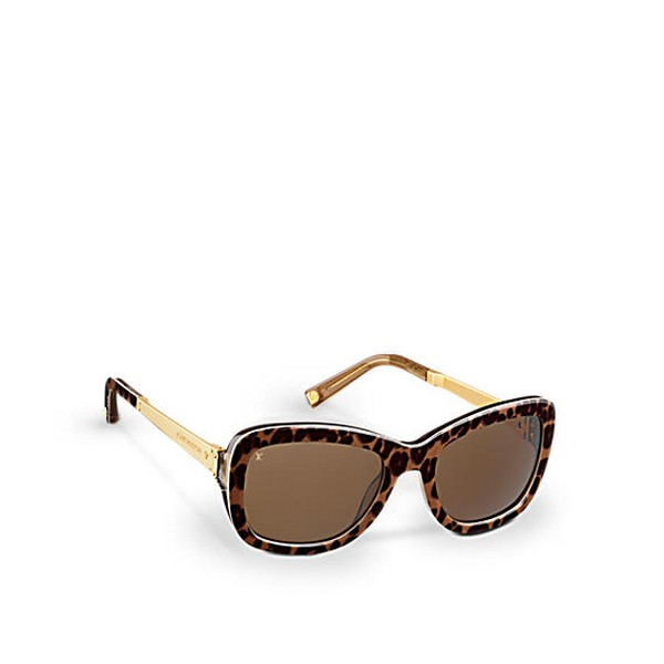Louis Vuitton Petit Soupçon Carré Sunglasses