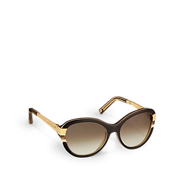 Louis Vuitton Petit Soupçon Cat Eye Sunglasses