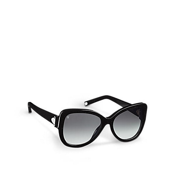 Louis Vuitton Soupçon Cat Eye Sunglasses