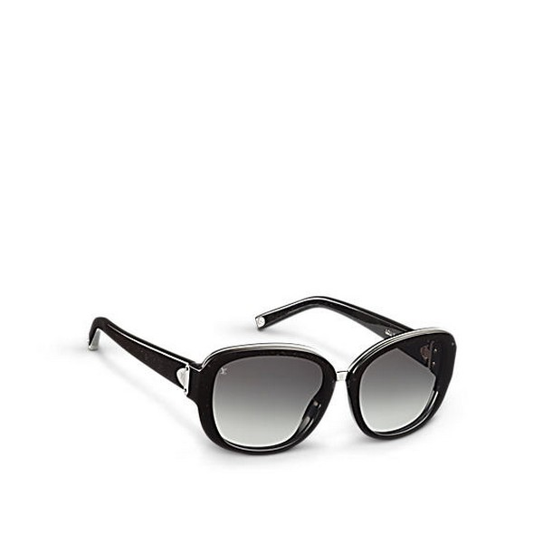 Louis Vuitton Soupçon Oval Sunglasses